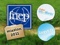 Partenariat FNEP : mission 2011
